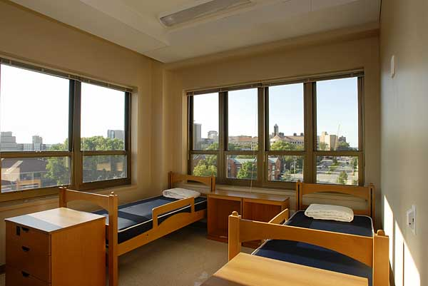 Finding housing transfer transition program uwmadison double rooms in newell j smith residence hall feature large windows and nearly 300 square publicscrutiny Choice Image